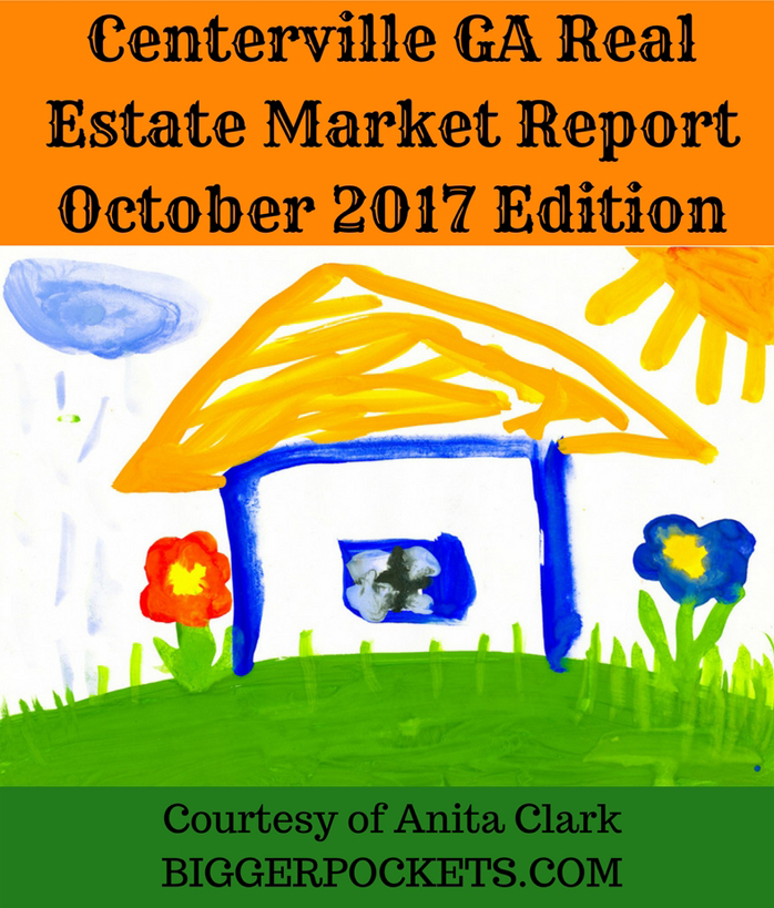 Centerville ga real estate market report   october 2017 edition