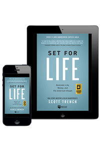 Set for Life Ebook cover