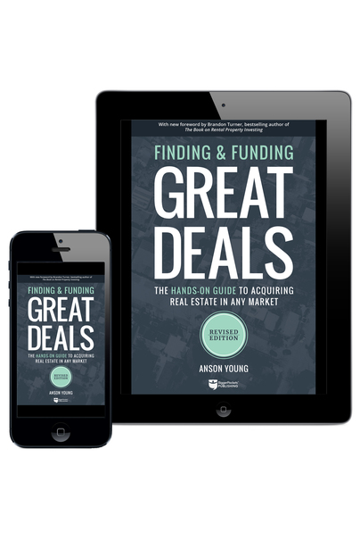 Finding and Funding Great Deals Audiobook cover
