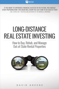 Long-Distance Real Estate Investing Ultimate cover