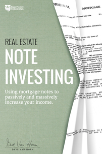 Real Estate Note Investing Ultimate cover