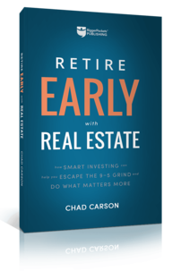Retire Early With Real Estate Physical cover