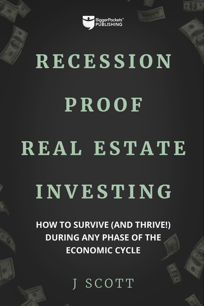 Recession-Proof Real Estate Investing book cover