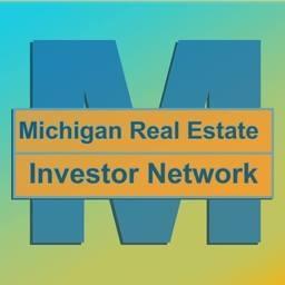 Michigan Real Estate Investor Network Logo