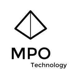 Large mpo logo black