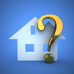 Large real estate logo imade
