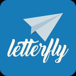 LetterFly Logo