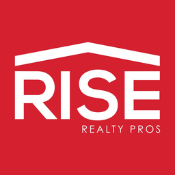 Large riserealtypros 1080by1080 social square red