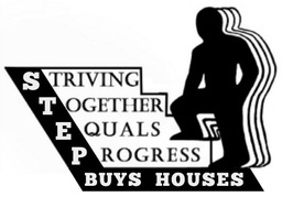 Large step buys houses logo 13