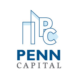Large large penncapital logo colour vertical