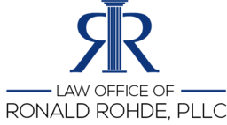 Law Office of Ronald Rohde, PLLC Logo