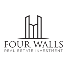 Four Walls Real Estate Investment Logo