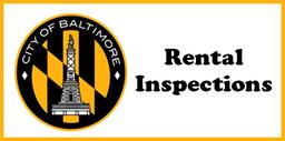 Baltimore City Rental Inspections Logo