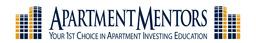 Apartment Mentors, LLC Logo