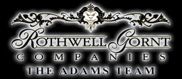 The Adams Team at Rothwell Gornt Co. Logo