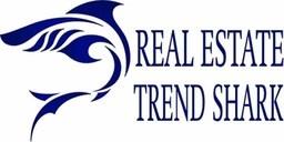 Real Estate Trend Shark Logo