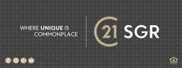 Century 21 SGR Logo
