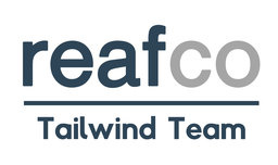 REAFCO | Tailwind Team Logo
