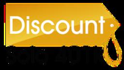 Discount Solo 401k Logo