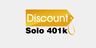 Medium project 6 discount solo 401k logo update 3 dn
