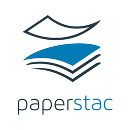 Large paperstac social