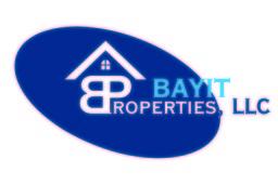 Large bayit properties llc logo design