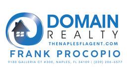 Frank Procopio at Domain Realty Group Logo