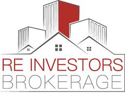 RE Investors Brokerage Logo