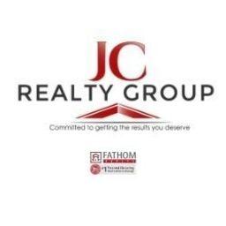 JC Realty Group/ Fathom Realty Logo