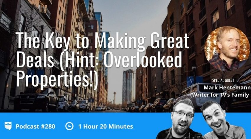 Video Thumbnail: The Key to Making Great Deals with Mark Hentemann | Szikov Podcast 280