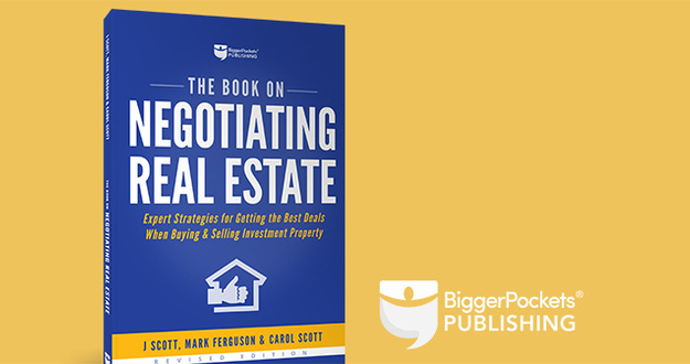 The Book on Negotiating Real Estate book cover