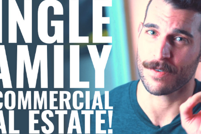 Jesse Fragale scaling from single family to commercial real estate