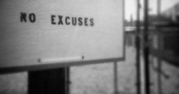 real estate excuses and failure