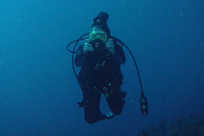 scuba diving and real estate investing