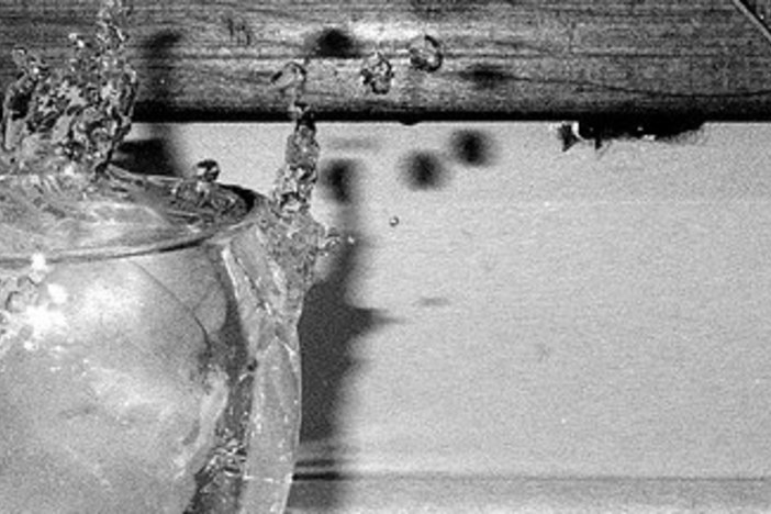 productivity and your mind like a glass of water