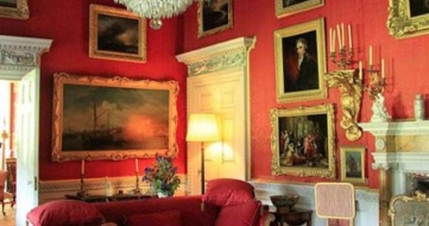 opulent home