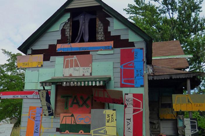 Tenants Trash House