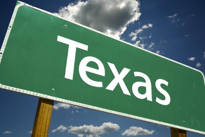 Invest In Texas, Not California