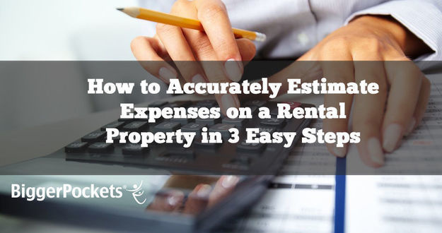 Estimate Rental Property Expenses