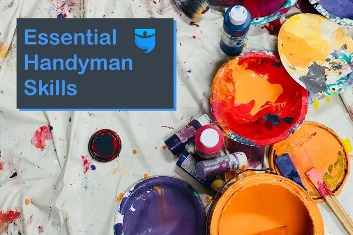 essential handyman skills header