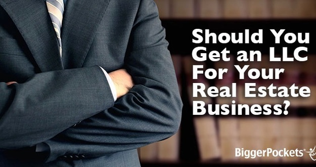 Lead should you get an llc for your real estate business