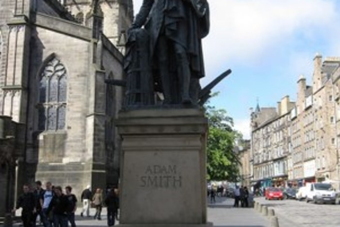 Adam Smith and Real Estate Investing