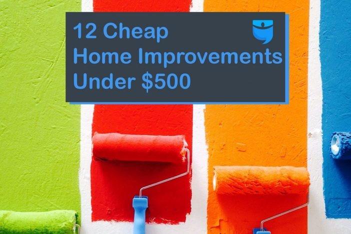 cheap home improvements header image